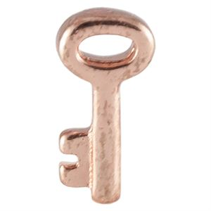 Picture of Rose Gold Key Charm