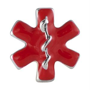 Picture of Medical Alert Symbol Charm