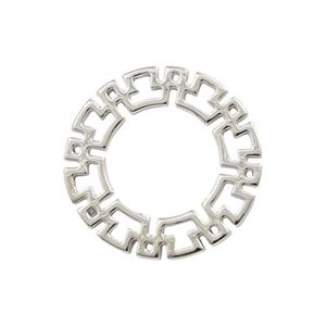Picture of Mayan Silver Circle Frame